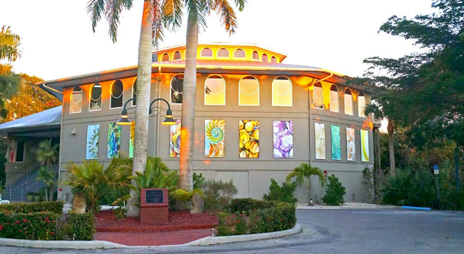 photo of the shell museum in florida