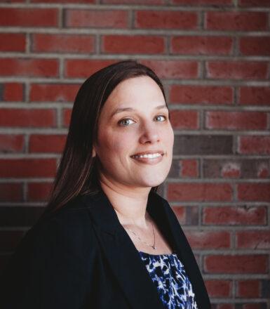 photo of Andrea Dickinson, EI