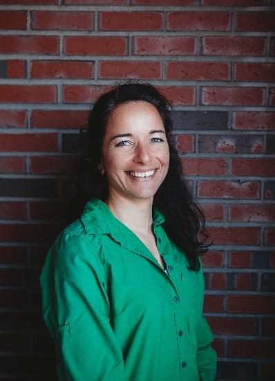 photo of Johanna Szillery, CSS