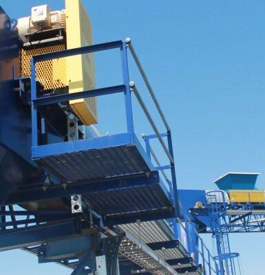 photo of industrial conveyor belts